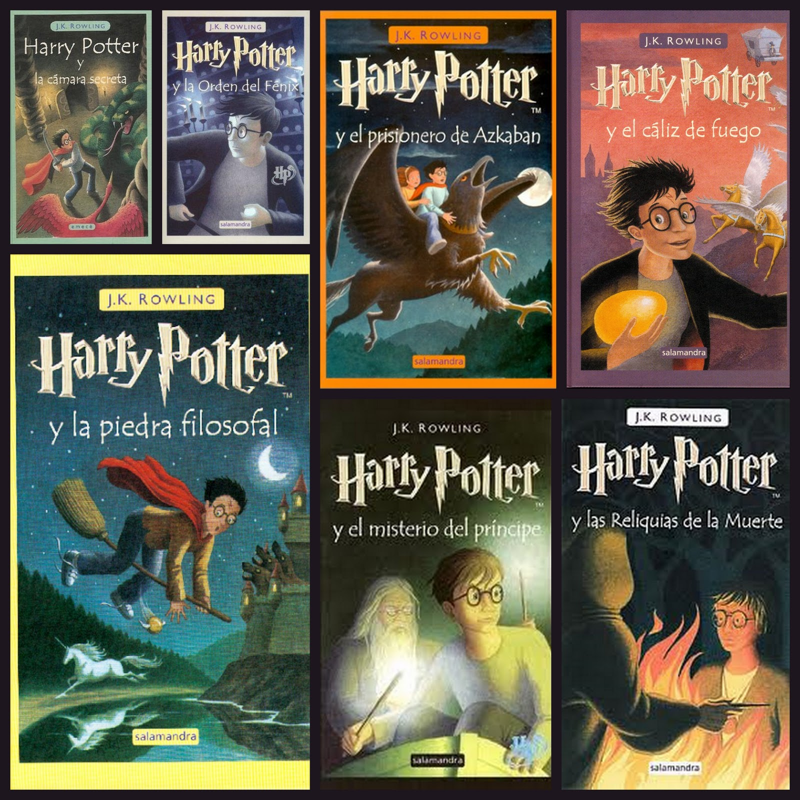 Descargar Libros De Harry Potter Libros De Harry Potter Y Otros En Formato Pdf - Identi