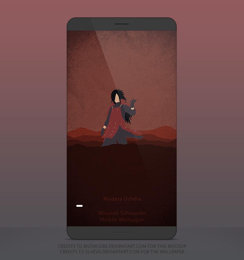 Iphone 4 Wallpaper Resolution Madara Uchiha Mobile Wallpaper By Sl4eva On Deviantart