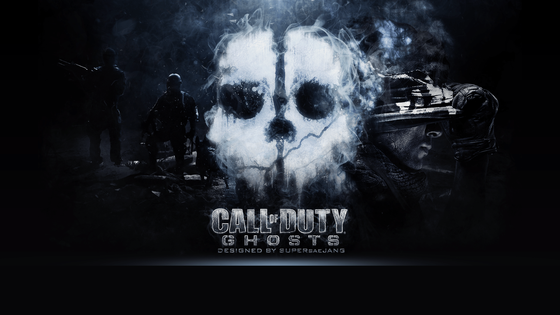 call of duty ghosts google chrome theme by supersaejang