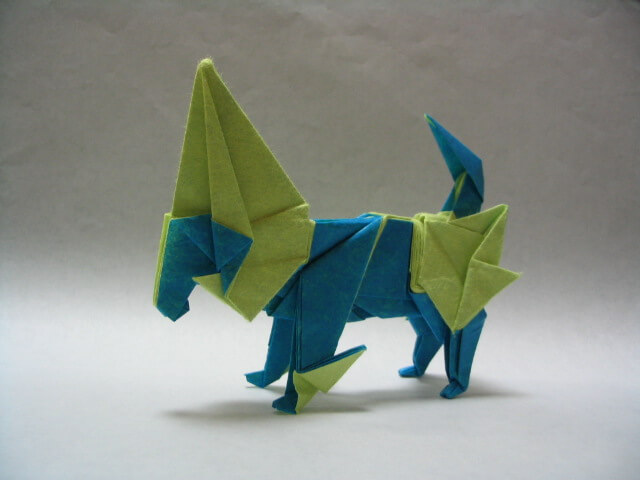 Origami Manectric