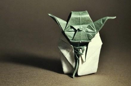 Origami Yoda