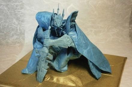 World of Warcraft and Starcraft Origami