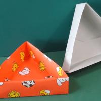 【折り方】四角以外の箱(ハコ)の折り紙の折り方動画