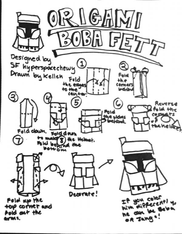 instructionsorigami yoda diagraminstructions for origami yodaeasy