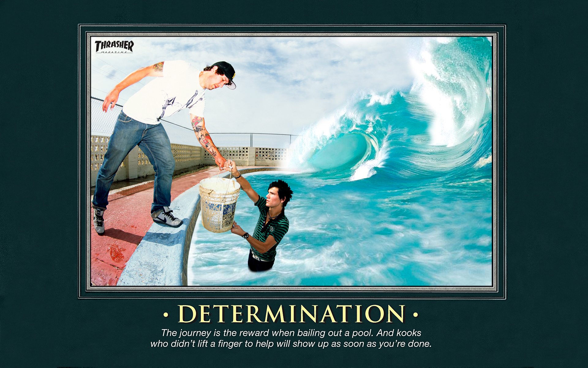 Attitude Quotes Wallpaper Download Thrasher Magazine Motivational Wallpapers