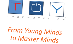 Young minds banner | ToyLabs
