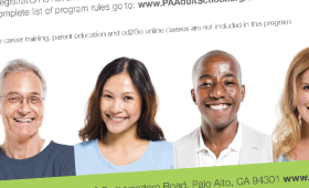 Ad | Palo Alto Adult School