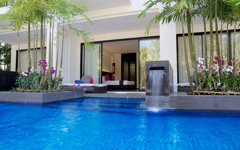 Hotel Met Zwembad In Kamer The Chill Resort - Koh Chang - Luxe Reis Thailand