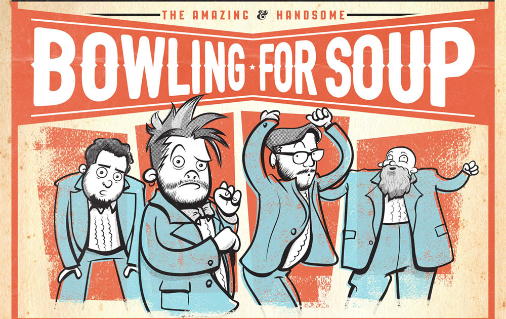 The Get Happy Tour 2018 Presents: Bowling For Soup
