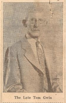 William Thomas Gwin
