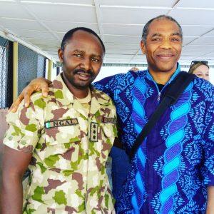 OrijoReporter.com, Femi Kuti's visit to Borno