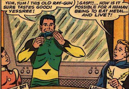 9 Superhero Powers That Are Ridiculous
