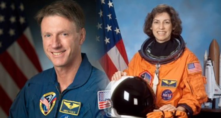 Space Shuttle astronauts to be inducted in Astronaut Hall of Fame