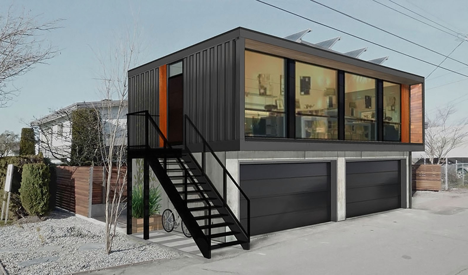 Cargo Crate Homes Low Cost Shipping Container Homes Conex