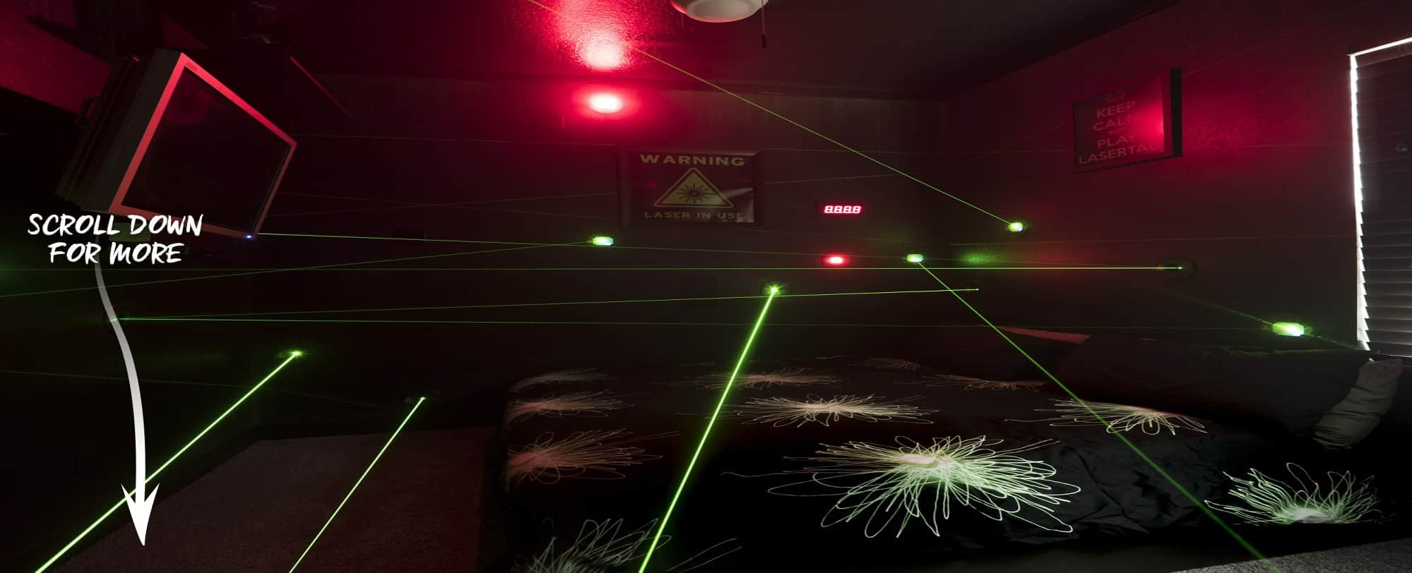 Laser Game Clermont The Great Escape Lakeside Orlando Area Luxury Rentals
