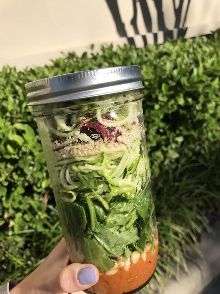 vegan food from skyebird orlando