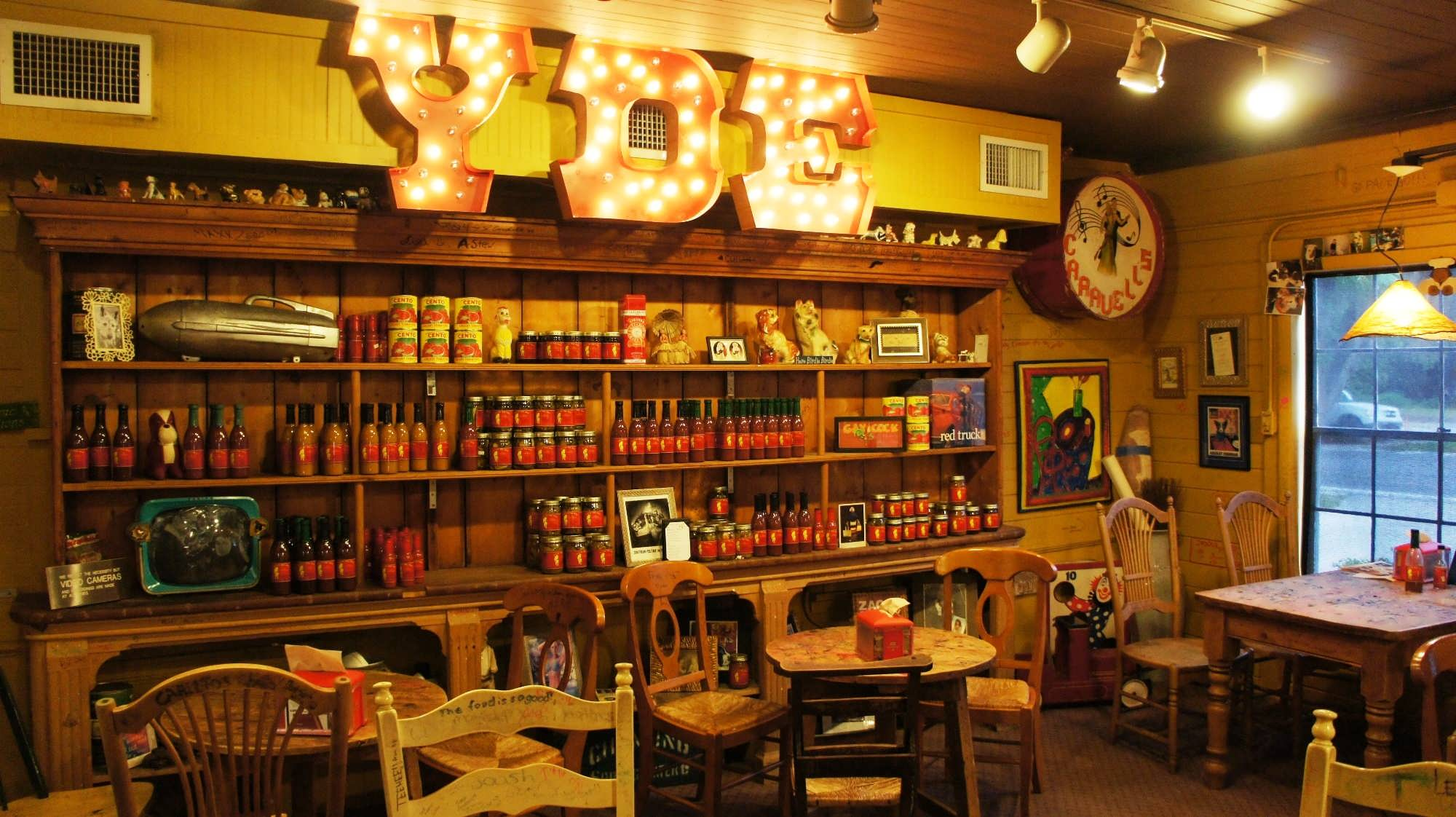 Yellow Shop Yellow Dog Eats Bistro And Wine Store In Windermere It Just