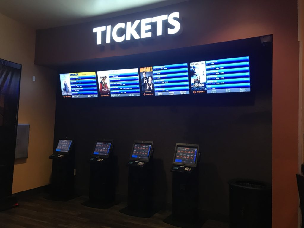 Regal Led Panel Regal Pointe Orlando The Best Place To Watch A Movie