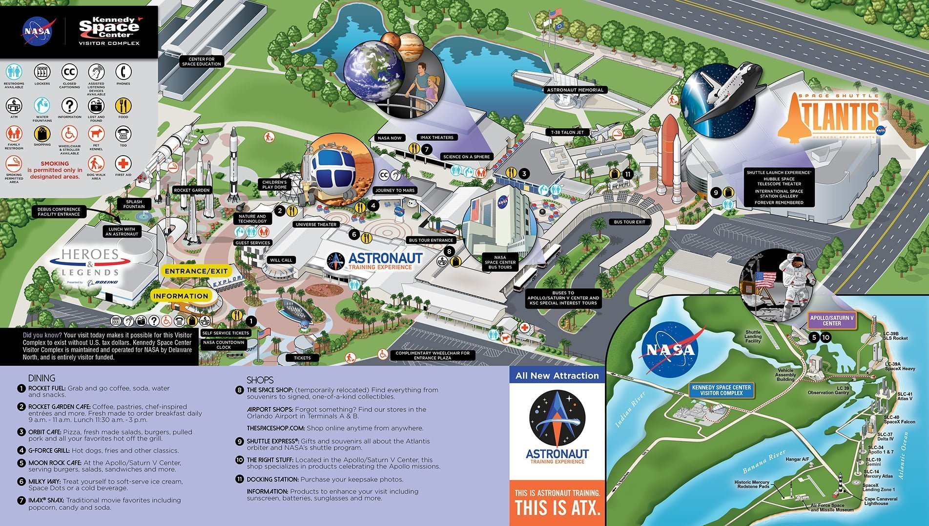 Kennedy Space Center Things To Do Kennedy Space Center