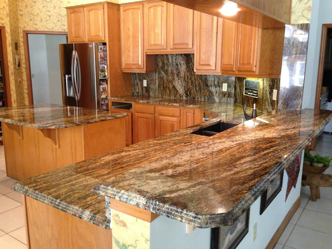 Granite Countertops Orlando Florida Kitchen Remodel In Orlando Fl