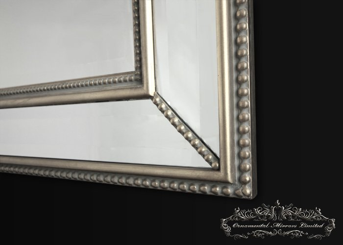 Wall Mirror Vintage Style Decorative Wall Mirror From Ornamental Mirrors Limited