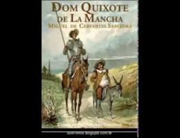 AUDIOLIVRO: Dom Quixote De La Mancha Miguel De Cervantes Parte 01