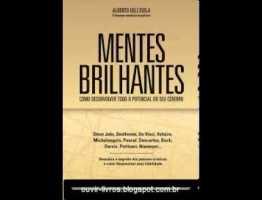 AUDIOLIVRO: Mentes Brilhantes-De Alberto Dell'isola- Parte 01