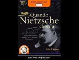 AUDIOLIVRO: Quando Nietzsche Chorou-Parte 01