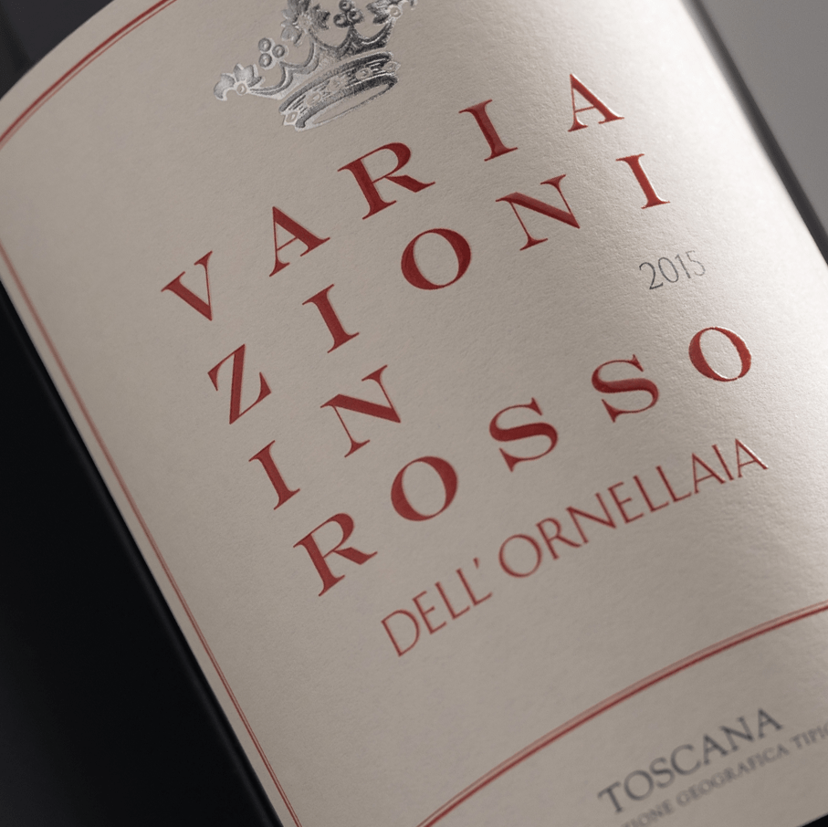 Serre Nuove Dell'ornellaia 2014 Wines Ornellaia