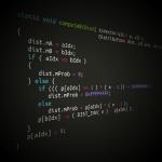 Binary distribution code