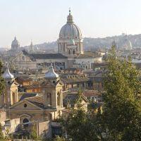 De mooiste uitkijkpunten van Rome