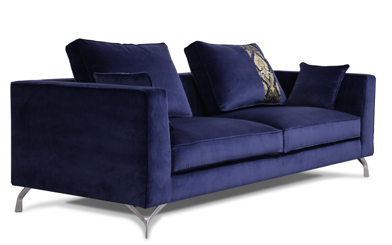 Made Sofa Velvet Canova Handicrafts Made Modern Velvet Sofa Orsitalia