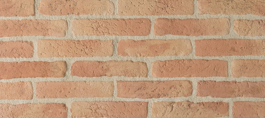 Orsol Brique Brick Cladding Trend For Vintage Or Industrial-style - Orsol