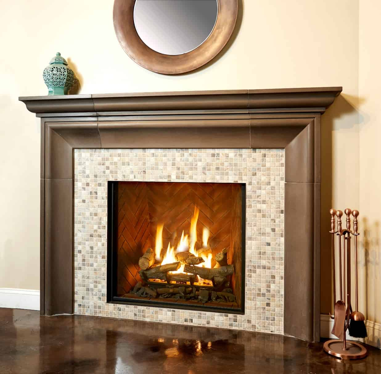 Fireplaces With Stone Surrounding Understanding The California Building Code Part I Fireplace Materials