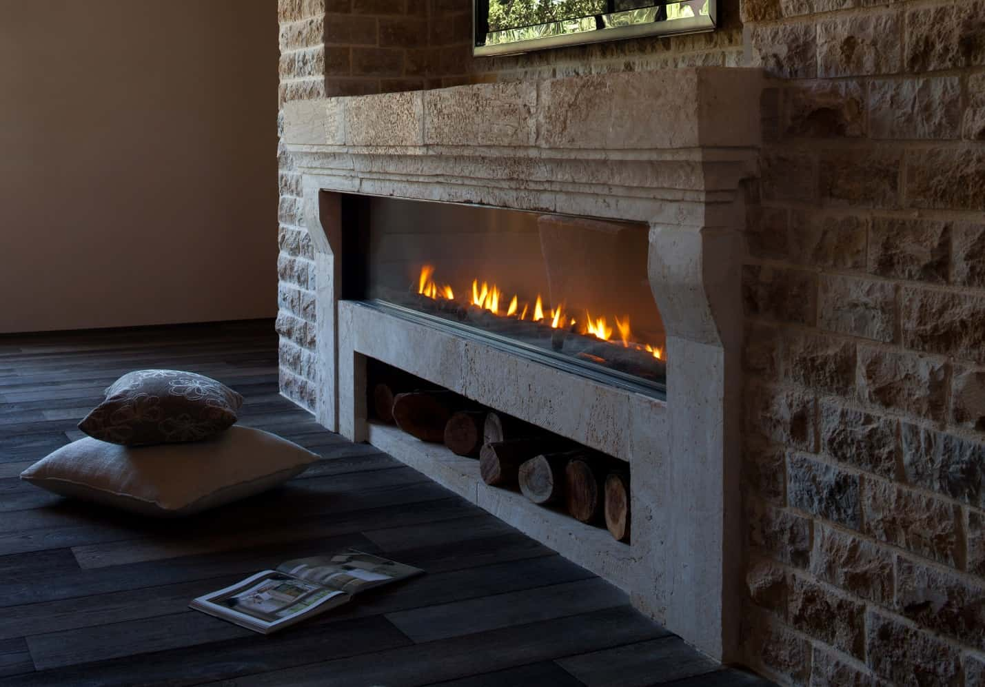 Gas Fireplace Faq Help Massachusetts Stay Green And Safe With An Ortal Direct Vent
