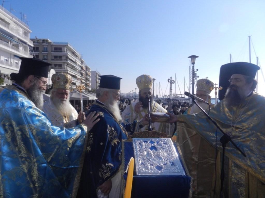 ΟΡΘΟΔΟΞΙΑ INFO Ι Τον προστάτη των ναυτικών και πολιούχο του εόρτασε πανηγυρικά ο Βόλος