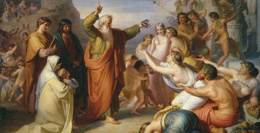 Обличать зло — есть обязанность каждого христианина