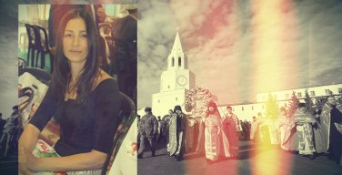 Бухарова Динара: «Сегодня до 30% татар исповедуют Православие»