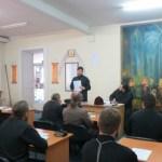 Stagiu de formare pentru preoții misionari din cadrul Eparhiei Chișinăului