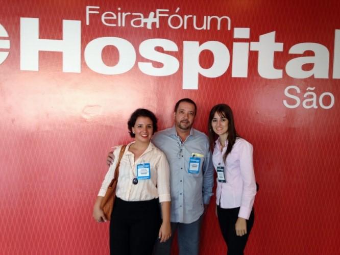 Patricia Cunha & Manoel Cunha & Fabiane Araujo
