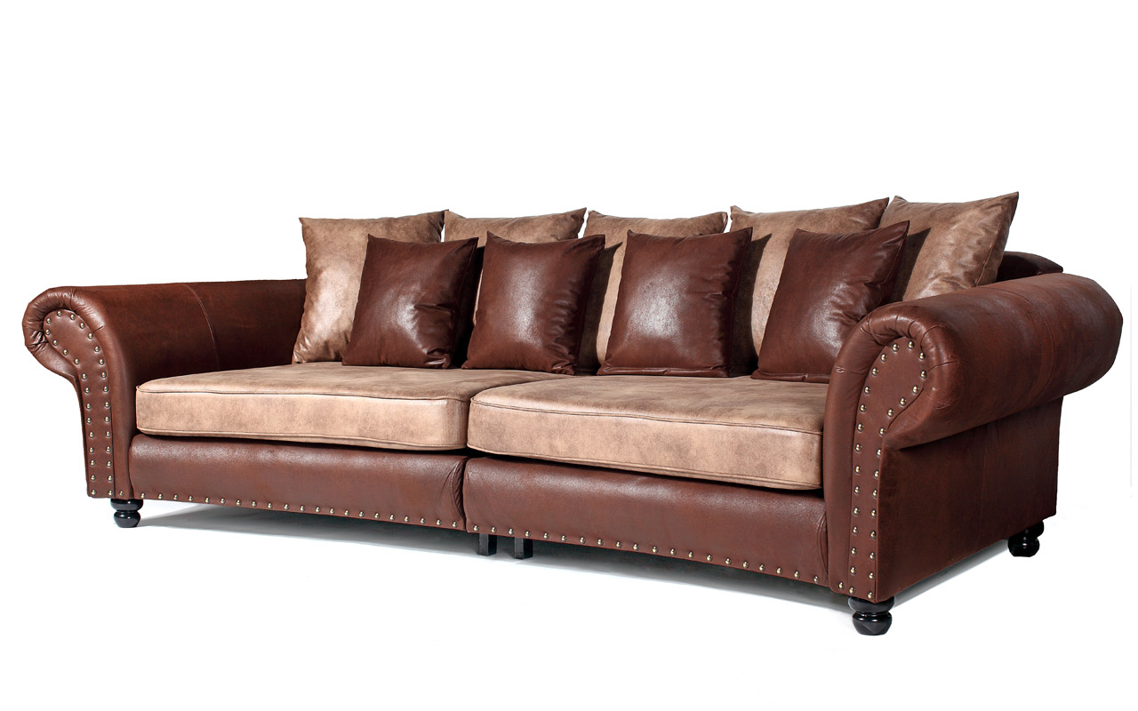 Big Sofa Hawana Couch Big Sofa Quothawana Quot Kolonialstil Megasofa Os