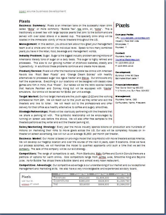 one page summary template templatebillybullock - one page executive summary template