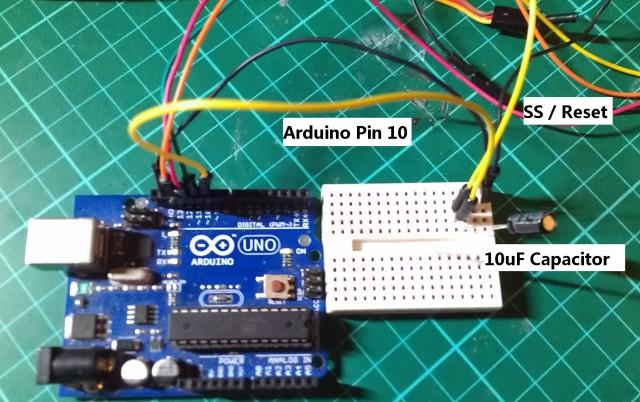 Flash KK20 KK21 16 Firmware Update Upgrade Using Arduino - Oscar
