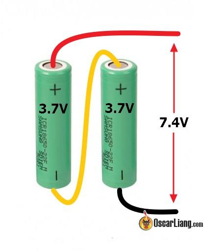 The Best 18650 Li-Ion Battery for FPV Equipment - Oscar Liang
