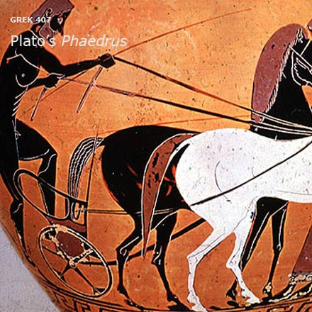 carro alado de Platon (Fedro)