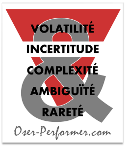 Oser-Performer - VICAR - Incertitude