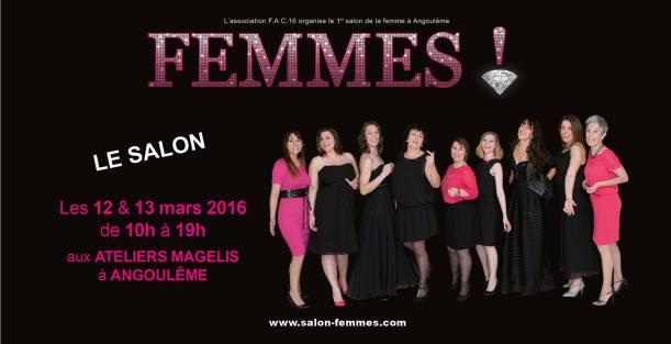 2. Angoulème - salon de la femme