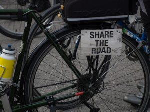 The city is calling on the province to put more money into cycling infrastructure. A 2014 survey found that more than half of Ontario residents would like to cycle more, with many saying they would be encouraged to do so if there was better infrastructure.