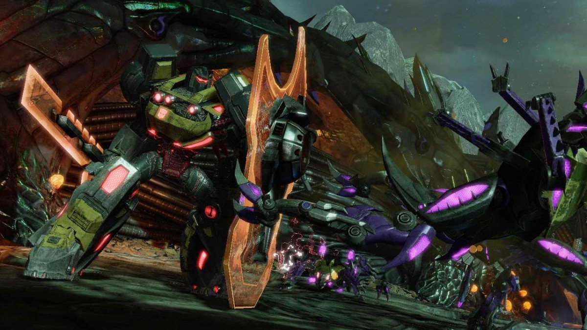 Transformers Fall Of Cybertron Wallpaper Hd Transformers Fall Of Cybertron The Dinobots Os Melhores
