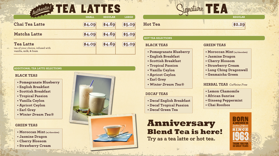 3-2013-Coffee-Bean-Menu-Boardsjpg (960×540) menus a la cart - coffee menu
